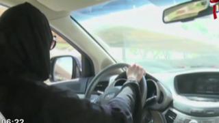 Arabia Saudita: dos mujeres fueron detenidas y serán juzgadas por manejar auto