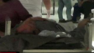 Trujillo: polaco fue brutalmente atacado por delincuentes
