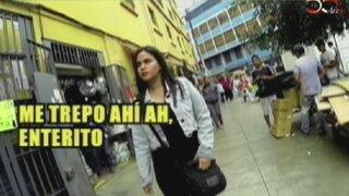 En carne propia: El acoso sexual presente en las calles de Lima