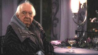 Murió a los 79 años el actor David Ryall, Elphias Doge en Harry Potter