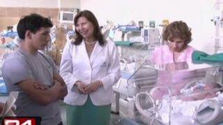 Mujer que permanece en coma hace seis meses dio a luz en hospital Sabogal