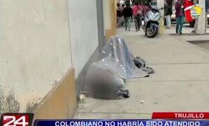 Colombiano infectado con sida fue echado del hospital regional de Trujillo