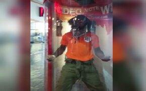 VIDEO: la increíble transformación del Gokú humano causa furor en la web