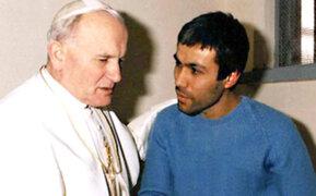 Ali Agcá, el terrorista que atentó contra Juan Pablo II fue expulsado de Italia