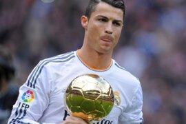 Cristiano Ronaldo y Diego Simeone son los mejores de Europa en el 2014