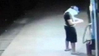 Australia: delincuente intenta robar cajero con explosivos, pero…