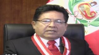 """Ramos Heredia: """"Belaunde Lossio no está en el país, pide asilo político en Bolivia"""""""