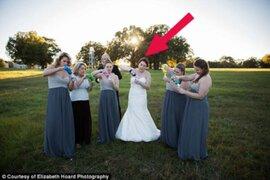 FOTOS: la dejaron plantada en el altar, pero hizo algo genial para desquitarse