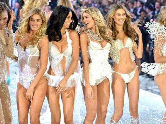 FOTOS: ver a los bellos ángeles de Victoria's Secret costará más de 12.000 euros