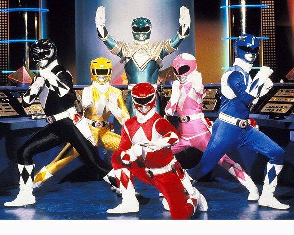 Power Rangers: así lucen hoy los protagonistas de esta serie 20 años después