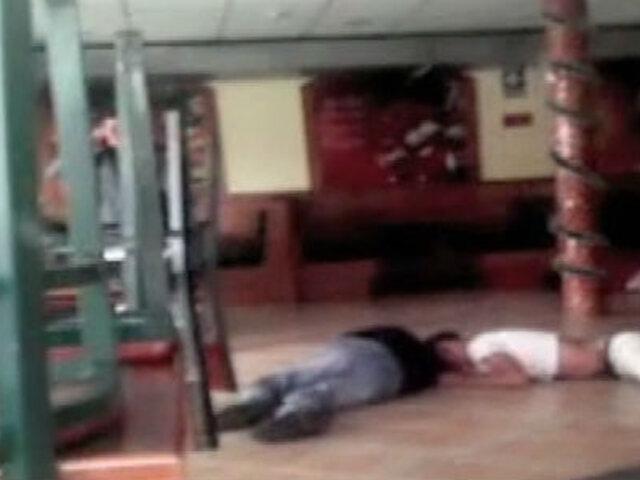 Hallan a cinco trabajadores intoxicados en conocida pizzería de Surco