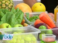 Bebidas a base de verduras y frutas para desintoxicar el cuerpo en este verano