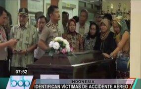Indonesia: solo han recuperado nueve de los 162 pasajeros del vuelo 8501 de AirAsia