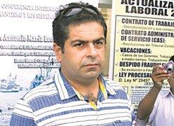 Conferencia de Belaunde Lossio complicaría su trámite de refugio político