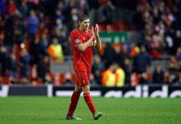 Adiós a un símbolo: Steven Gerrard se irá de los 'reds' luego de 17 años