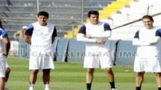 Bloque Deportivo: comenzó la pretemporada de Alianza Lima