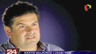 Crónica de un prófugo: Todo sobre el caso Martín Belaunde Lossio