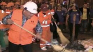 Alcaldes de Lima comenzaron a trabajar en sus distritos