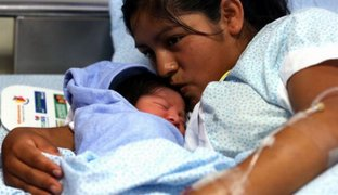 Johrdy Jamir: El primer bebé que nació en Perú en este 2015