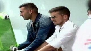 Bloque Deportivo: Alianza Lima viajó a España para su pretemporada 2015