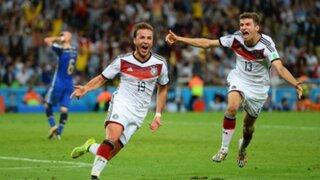 Especial Brasil 2014: La gran final y la euforia alemana que desbordó el Maracaná