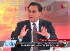 Excanciller Luis Gonzales Posada calificó de inexplicable visita de Figallo al CNM
