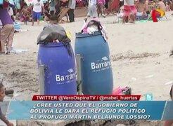 Contaminación en las playas puede producir graves enfermedades intestinales