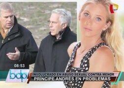 Príncipe Andrés de Gran Bretaña involucrado en abuso sexual a menores