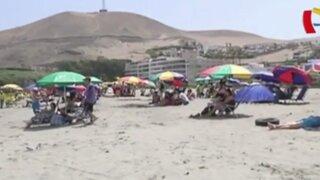 Denuncian actos de discriminación en balneario de Ancón