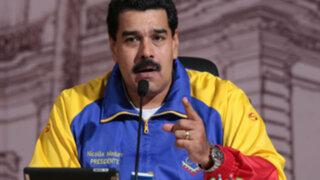 Venezuela: Maduro asegura que el chavismo debe ganar elecciones