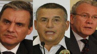 Comisión Belaunde Lossio citará a ministros Urresti, Figallo y Gutiérrez