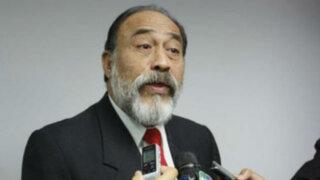 CNM decidirá futuro de Jorge Luis Yrivarren en presidencia de Reniec