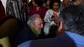 Se cumple un año de la última aparición pública de Fidel Castro