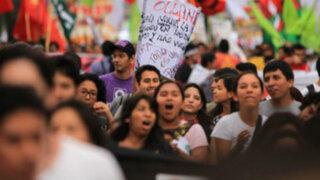 La oposición criticó al Ejecutivo por reglamento de ley laboral juvenil