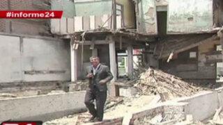 Informe 24: más de 100,000 viviendas de Lima y Callao colapsarían con fuerte sismo