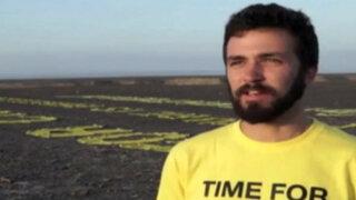 Poder Judicial dictó prisión preventiva contra activista de Greenpeace