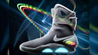 Volver al Futuro: las legendarias zapatillas de cierre automático de Marty ya son realidad