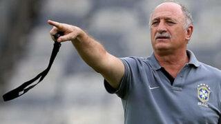 Luiz Felipe Scolari en los planes de la FPF para dirigir a la selección