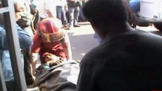 Aparatoso accidente de tránsito deja seis muertos y 30 heridos en Arequipa