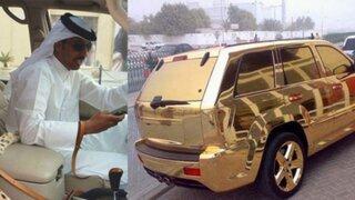 FOTOS: La excéntrica y lujosa vida que llevan los millonarios en Dubai