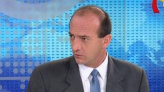 """Eguren: """"Urresti es uno de los elementos de protección del Gobierno a MBL"""""""
