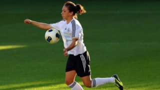 Alemana Nadine Kessler ganó el premio a la mejor jugadora del 2014