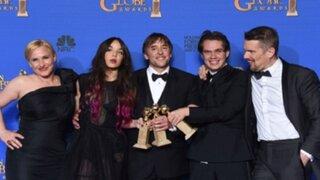 Globos de Oro: Boyhood se llevó el premio a 'Mejor película drama'