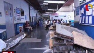 Nueva gestión municipal denuncia abandono de Hospitales de la Solidaridad