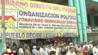 Tribunal Constitucional ordena devolución proporcional a fonavistas