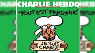 Charlie Hebdo: así será la próxima portada del semanario francés