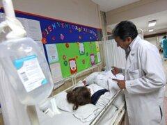 Minsa declaró en alerta amarilla hospitales de Lima y otras 6 regiones del Perú