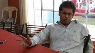 Bolivia: Martín Belaunde Lossio se presentó hoy ante el Conare