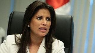 JEE abre proceso de exclusión contra Carmen Omonte