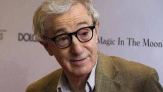 Woody Allen anunció que creará su primera serie televisiva en Amazon